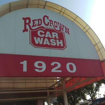 Red Crown Car Wash Visalia