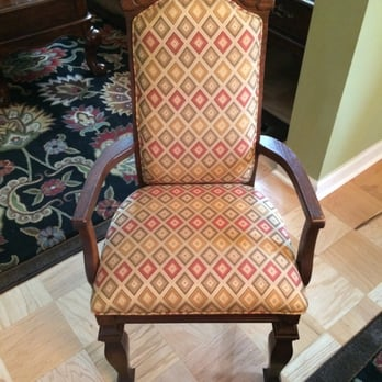 Photo Of Saul S Upholstery Dry Nutley Nj United States Dining Room