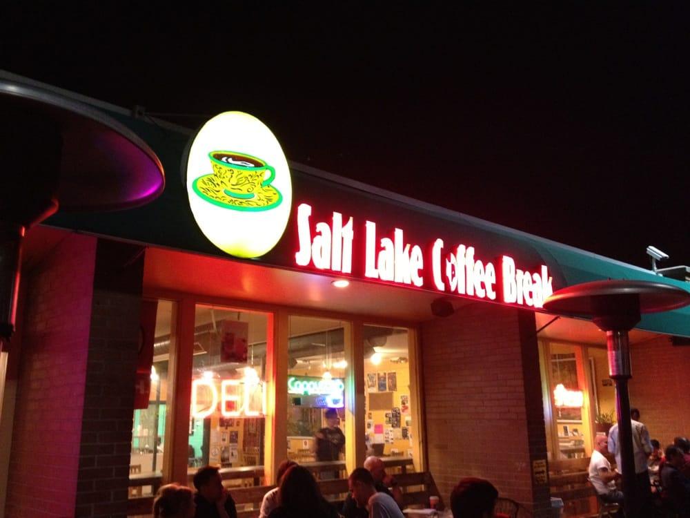Photo of Salt Lake Coffee Break - Salt Lake City, UT, United States. Hell Yeah Best Place In SLC @xychad