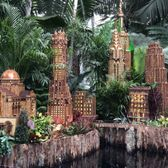 photo of new york botanical garden holiday train show bronx ny united states - Bronx Botanical Garden Train Show