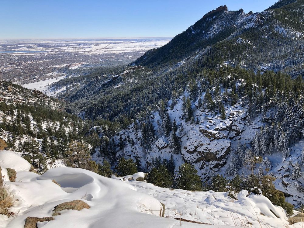 Flagstaff Mountain: 66 S Cherryvale Rd, Boulder, CO