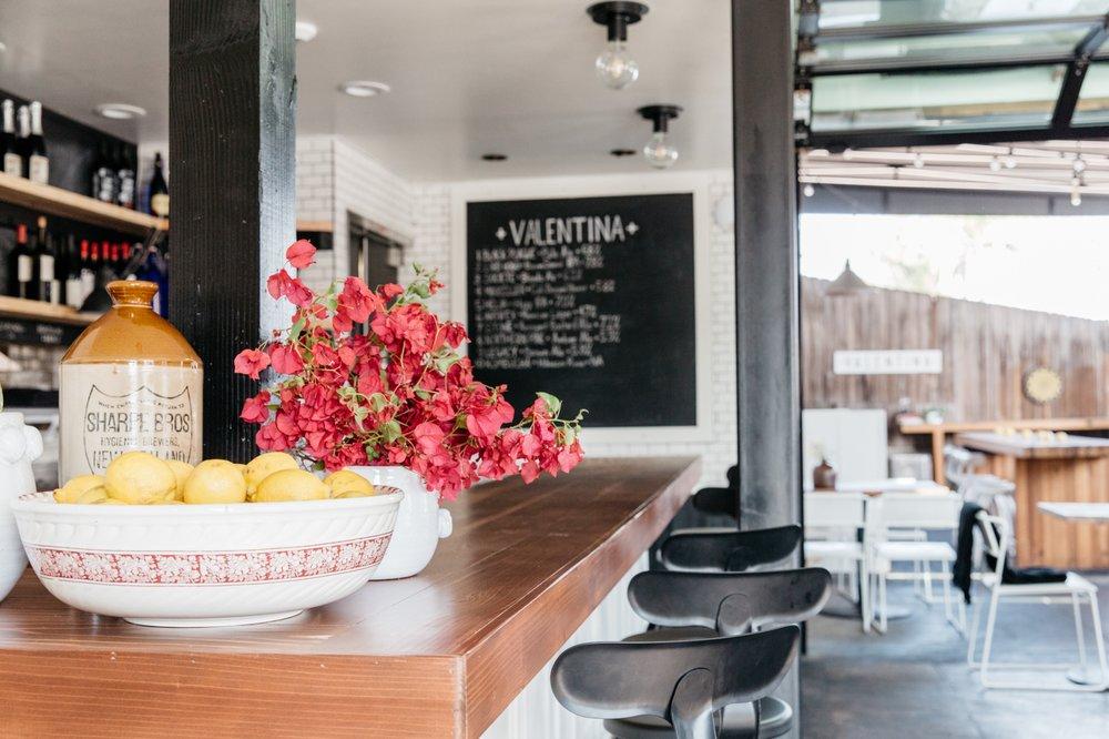 Valentina: 810 N Coast Hwy 101, Encinitas, CA