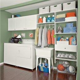 Photo Of 3 Day Closets   Orlando, FL, United States. Simple Laundry Room