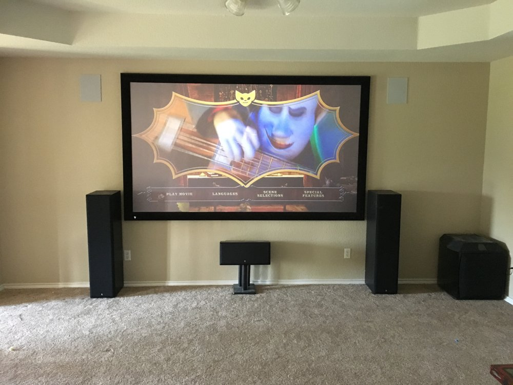 Audio Visual Up
