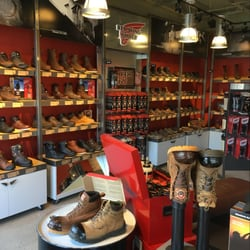 Red Wing Shoes - Shoe Stores - 125 Walt Whitman Rd, Huntington ...