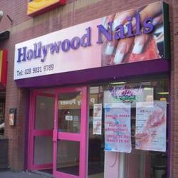 hollywood nails centre