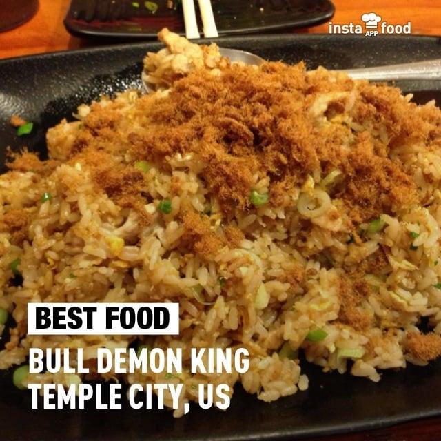 Bull Demon King Cafe Temple City Ca