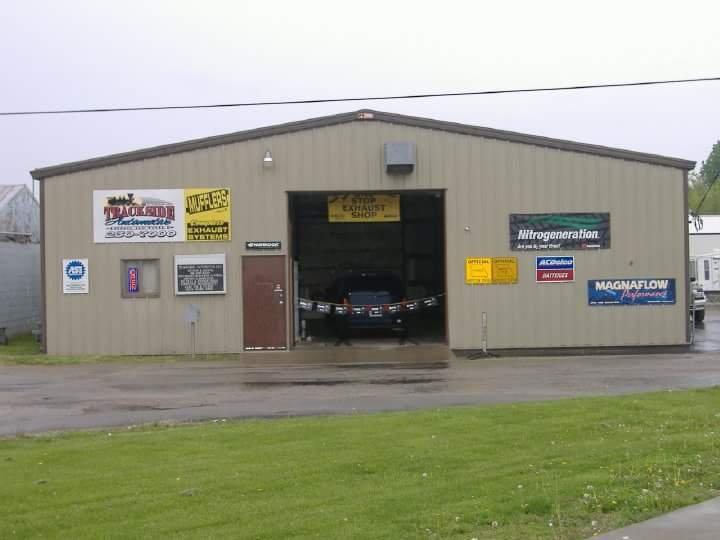 Trackside Automotive: 207 SE Railroad St, Odessa, MO