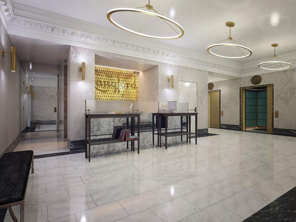 The Langford Hotel: 121 SE 1st St, Miami, FL