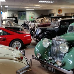 Mathewsons Classic Cars Car Dealers Pickering Road Pickering - Muscle car dealers