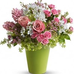 Photo of Cardwell Florist - Livonia, MI, United States. Enchanted Blooms