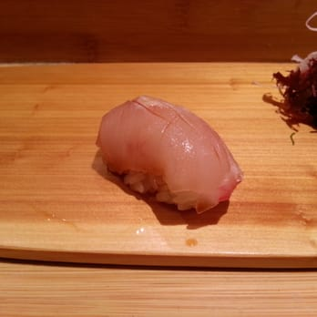 Sushi Yasuda - Striped Bass - New York, NY, United States