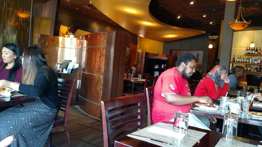 Inside of the restaurant yelp for Aditi indian cuisine