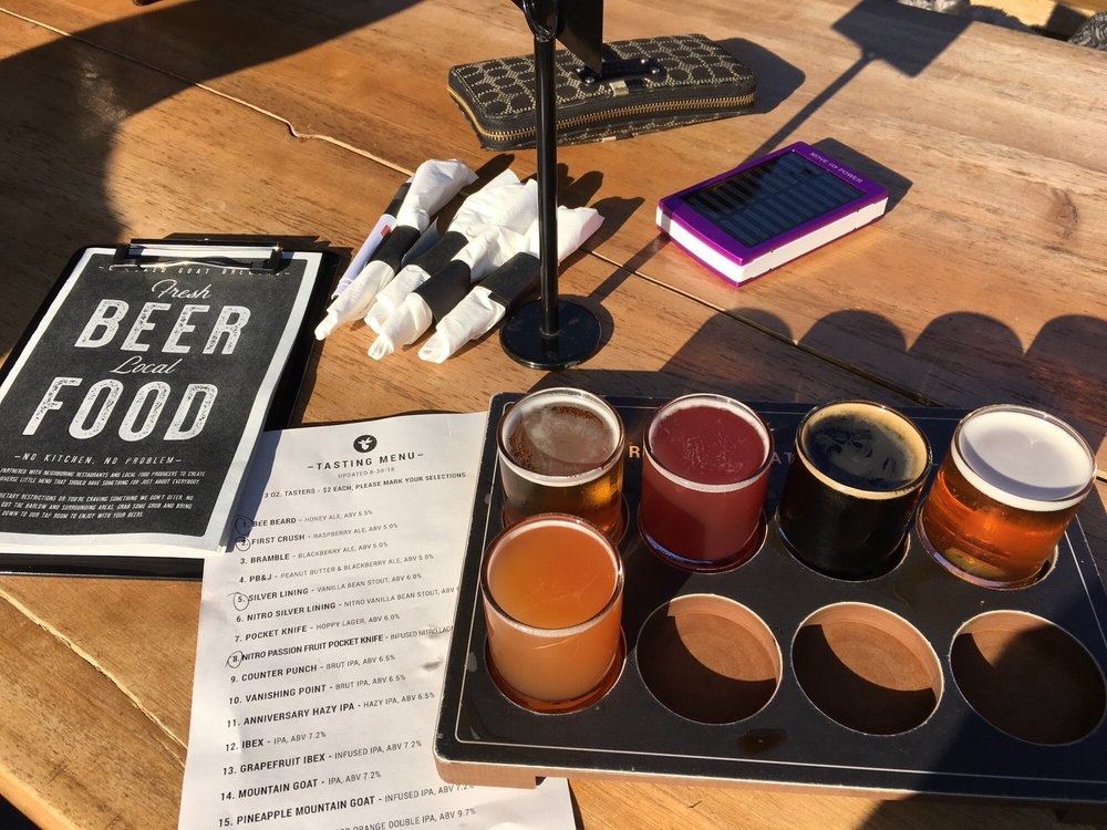 Crooked Goat Brewing