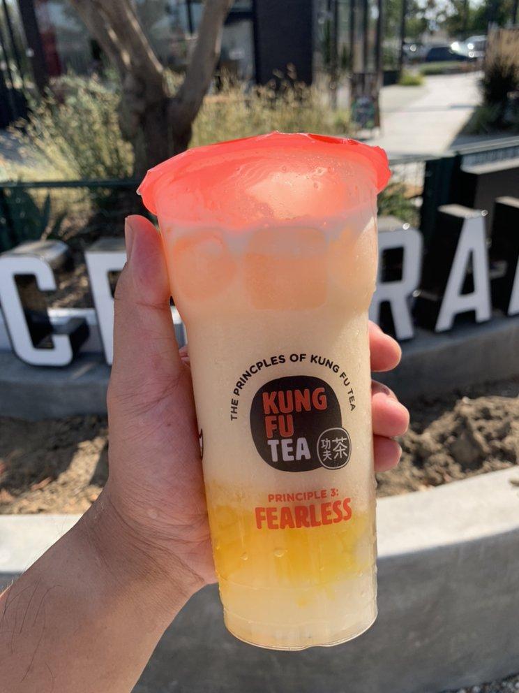 Kung Fu Tea: 3678 Central Ave, Riverside, CA