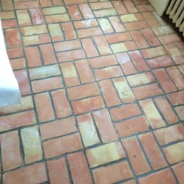 photo of li terracotta tile hicksville ny united states this is before