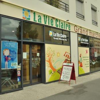 La vie claire magasin bio 24 rue sergent michel berthet vaise lyon num ro de t l phone for Mauve la vie claire