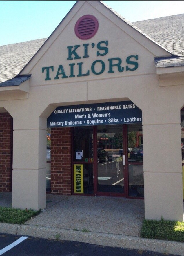 Ki's Tailors: 1716 Pleasure House Rd, Virginia Beach, VA