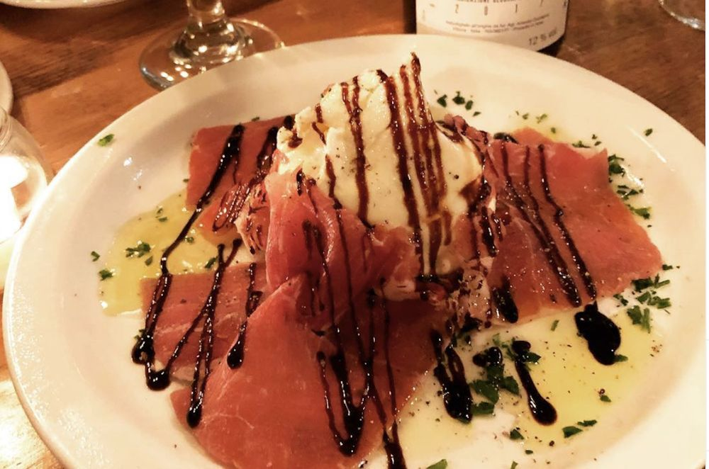 Burrata Havertown: 26 E Eagle Rd, Havertown, PA