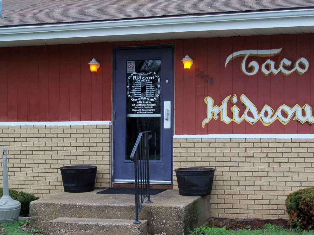 Taco Hideout: 1256 W Berrien St, Galesburg, IL