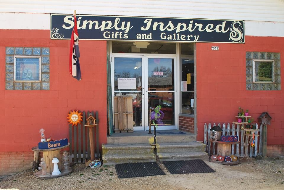 Simply Inspired: 201 N Washington St, Hanover, IL