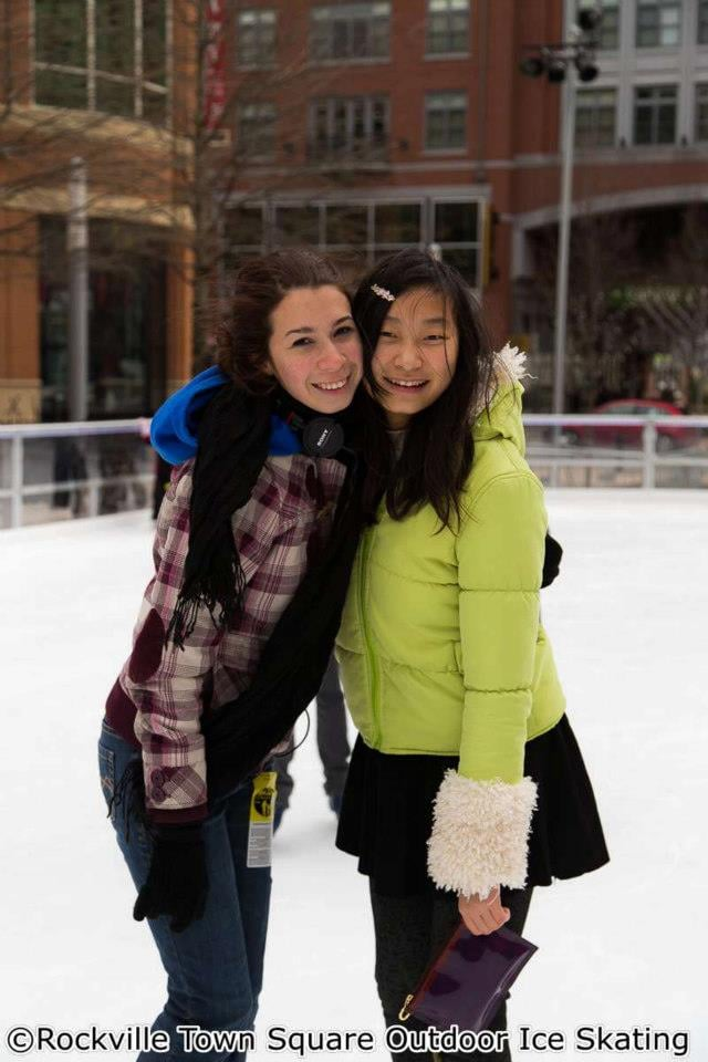 Rockville Outdoor Ice Skating: 131 Gibbs St, Rockville, MD