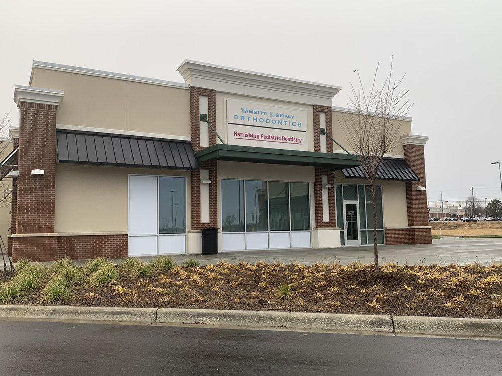 Harrisburg Pediatric Dentistry: 4079 Harris Square Dr, Harrisburg, NC