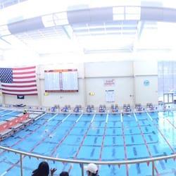 Aquatic Center Blacksburg Aquatic Center