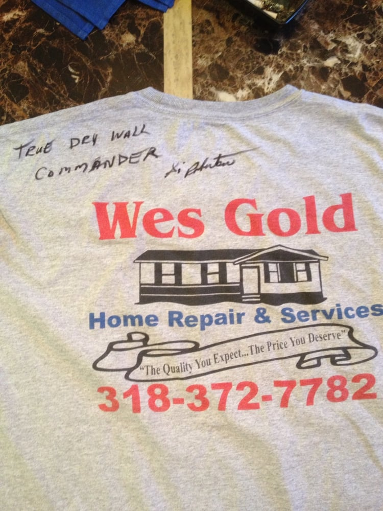 Photos For Wes Gold Home Repair Amp Services Yelp