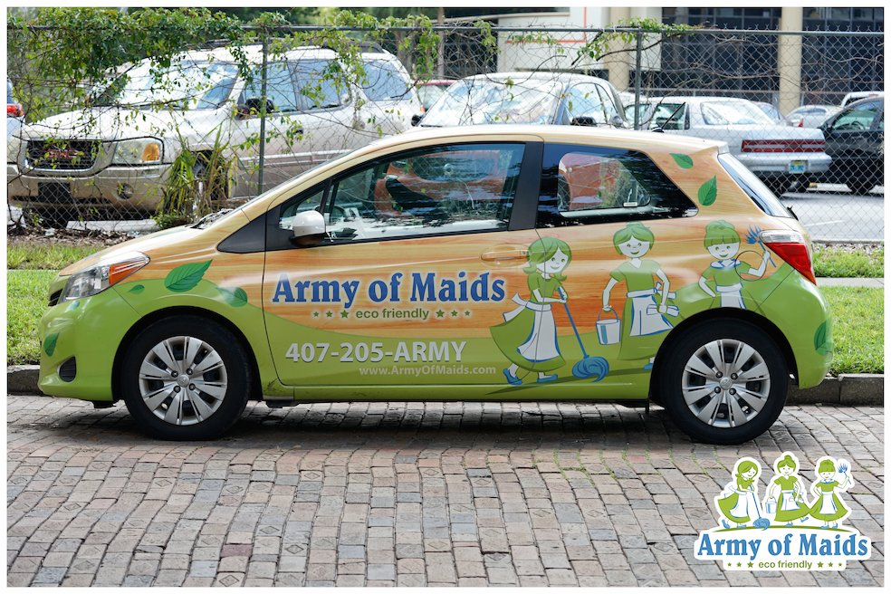 Army of Maids