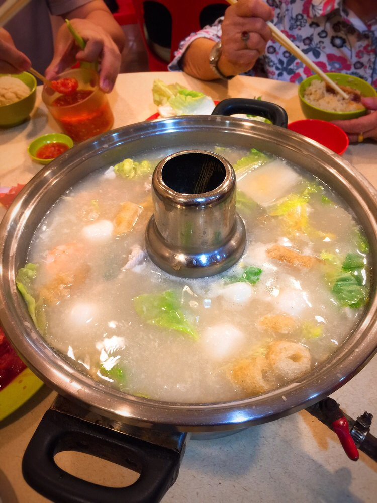 Thien Kee Steamboat Restaurant