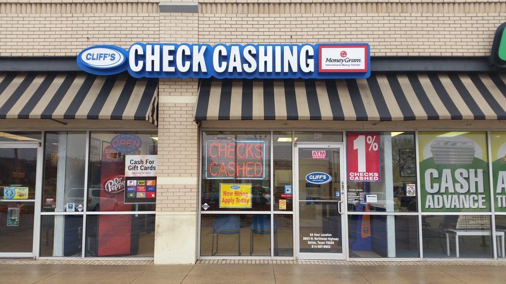 Cliff's Check Cashing