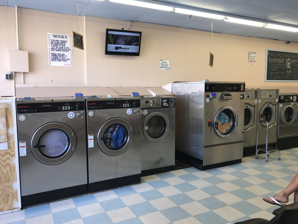 Double Bubble Laundromat & Laundry Services: 91 Medway Rd, Milford, MA