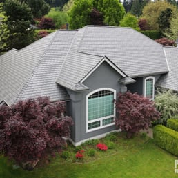 Photo Of Penfolds Roofing   Burnaby, BC, Canada. Eco Roof Medium Slate  Profile