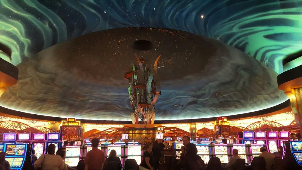 Tulalip casino employment