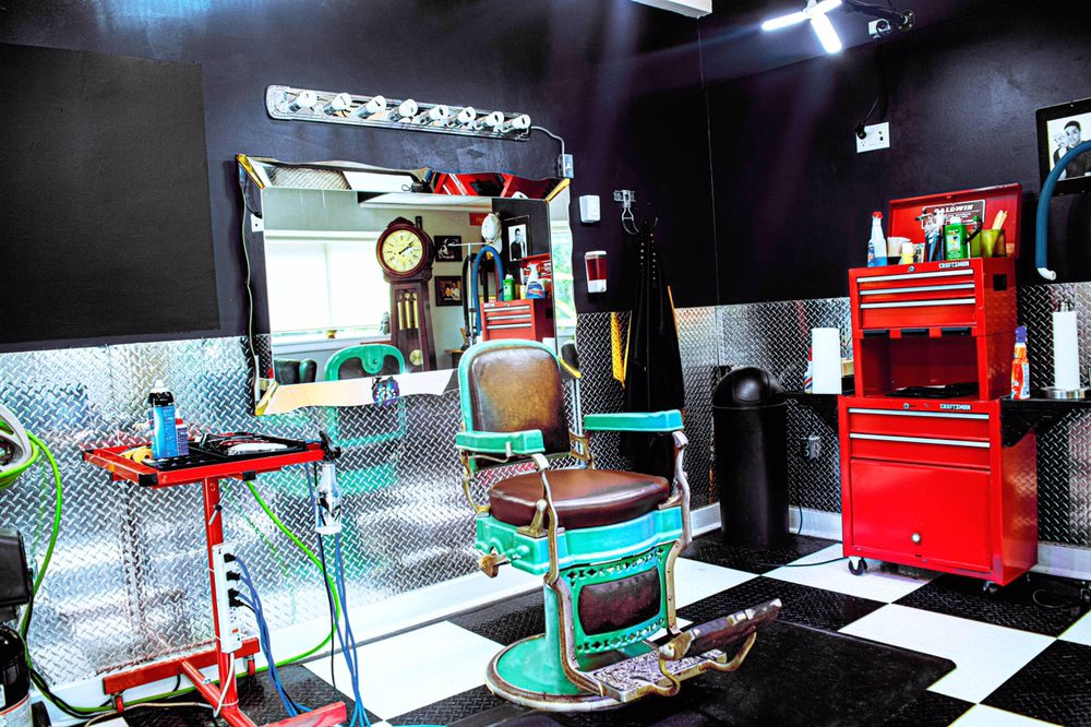 Marks Barber Shop: 225 S Chester Rd, Swarthmore, PA