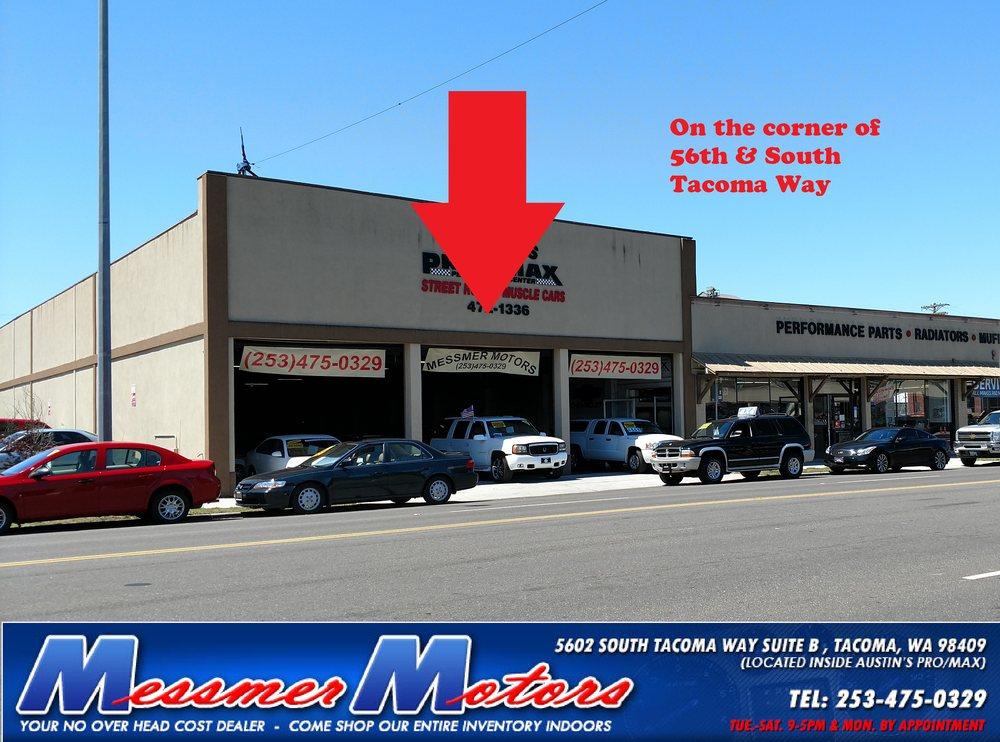 messmer motors car dealers 5602 s tacoma way tacoma wa phone number yelp. Black Bedroom Furniture Sets. Home Design Ideas