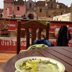 La Terraza Cafeteria Allende 8 Tlalpujahua De Rayon