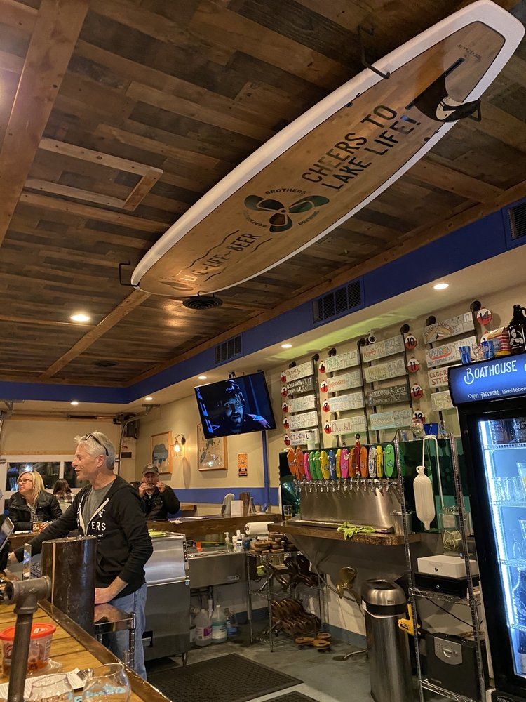 Boathouse Brothers Brewing: 16211 Main Ave SE, Prior Lake, MN