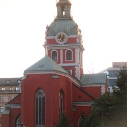 kirker i stockholm