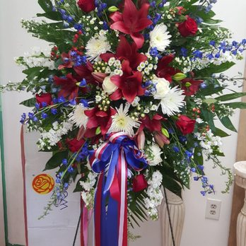 Photo Of Eden Flowers Norcross Ga United States Perfect For A Patriot