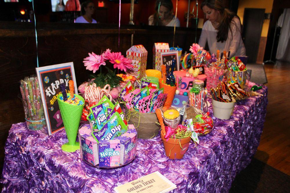Photo Of Sweet Treats Oceanside Ny United States Wonka Theme Candy