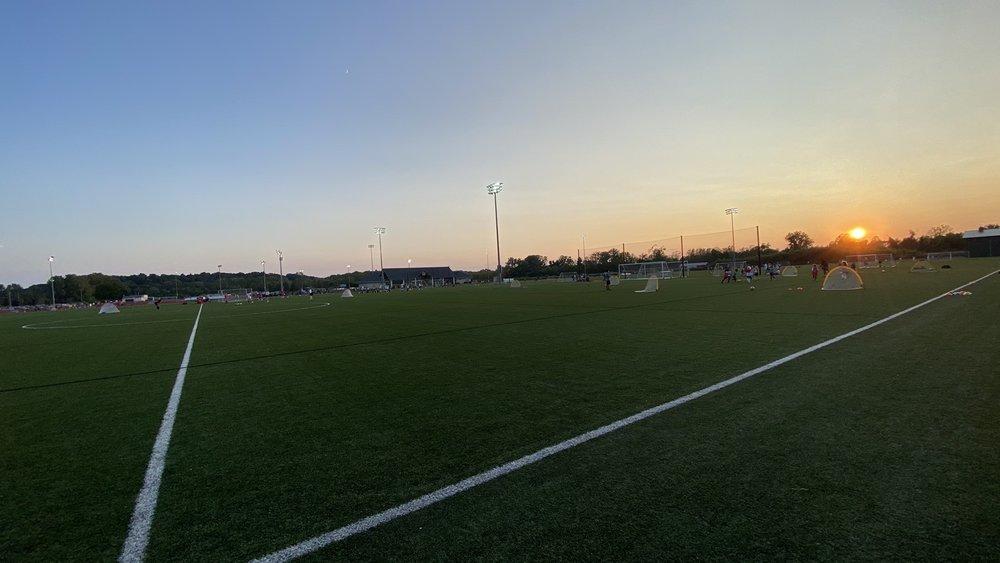 Lou Fusz Soccer Complex: 2155 Creve Coeur Mill Rd, Saint Louis, MO