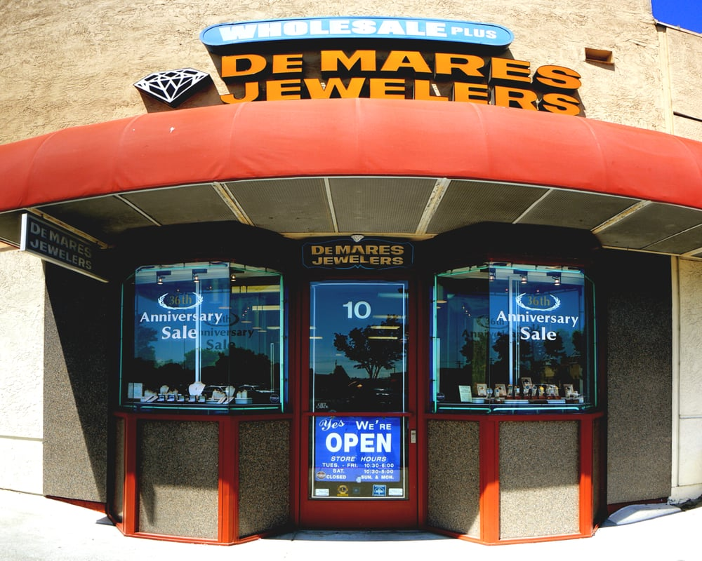 DeMares Jewelers: 3555 Sonoma Blvd, Vallejo, CA