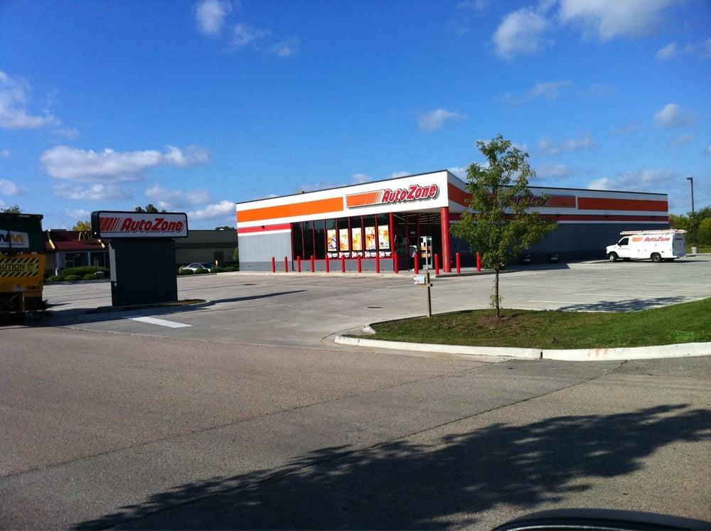 AutoZone Auto Parts: 462 W State Rd, Island Lake, IL