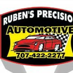 Rubens Auto Sales >> Ruben S Precision Automotive Auto Repair 2135 N Texas St