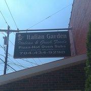 Italian Garden 20 Rese As Italiano 105 N Main St Boiling Springs Nc Estados Unidos