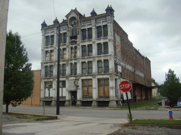 Bissman Building: 193 N Main St, Mansfield, OH
