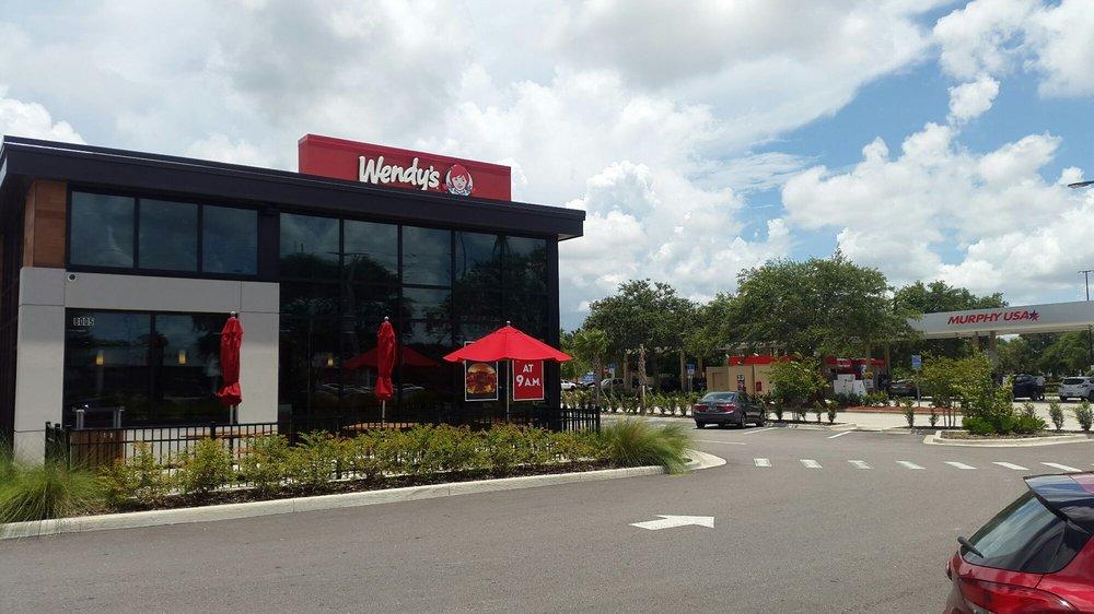Wendy's: 8005 US Hwy 19 N, Pinellas Park, FL