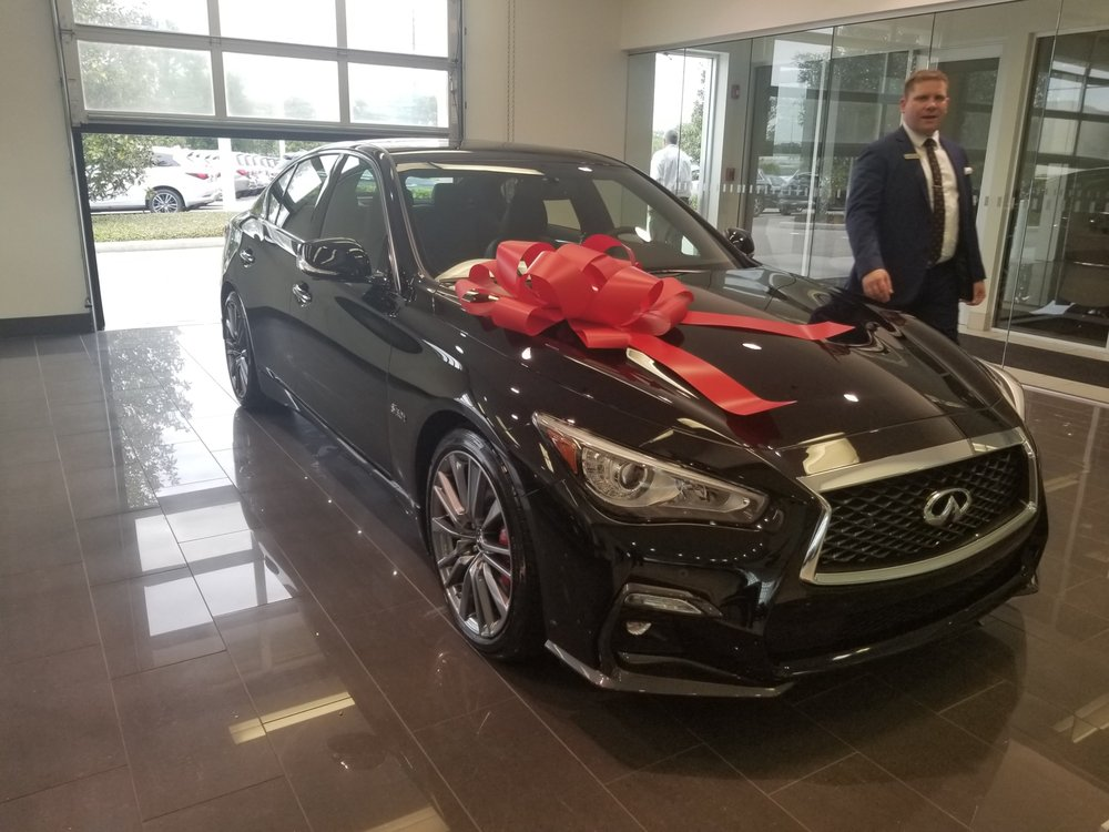 Infiniti Of Sanford >> David Bokai Lukinich Sanford Infiniti S Top Salesman Yelp
